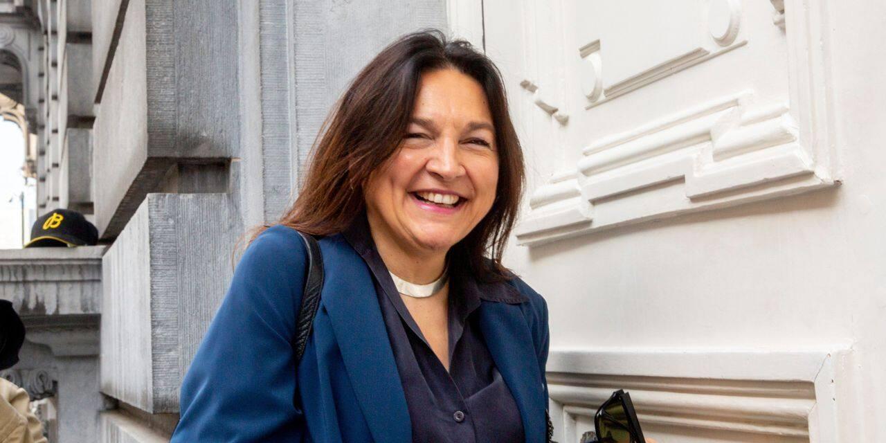 """Marie Christine Marghem: """"Je n'ai jamais compté sur cette centrale au gaz néerlandaise"""""""