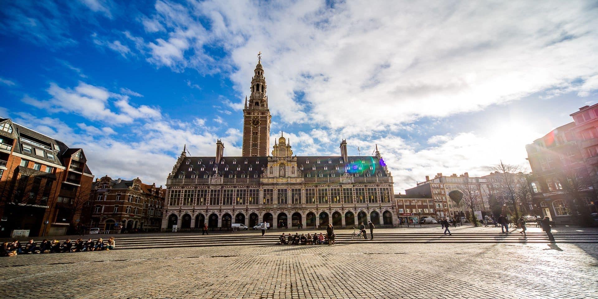 """La KU Leuven et la VUB passeront en """"code orange"""" dès lundi"""