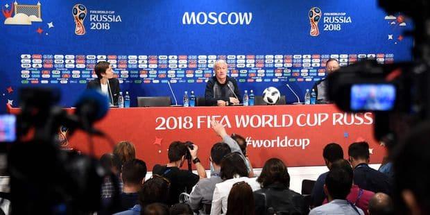 """Les médias français craignent l'Argentine en huitième de finale: """"Ça fait flipper non?"""" - La Libre"""