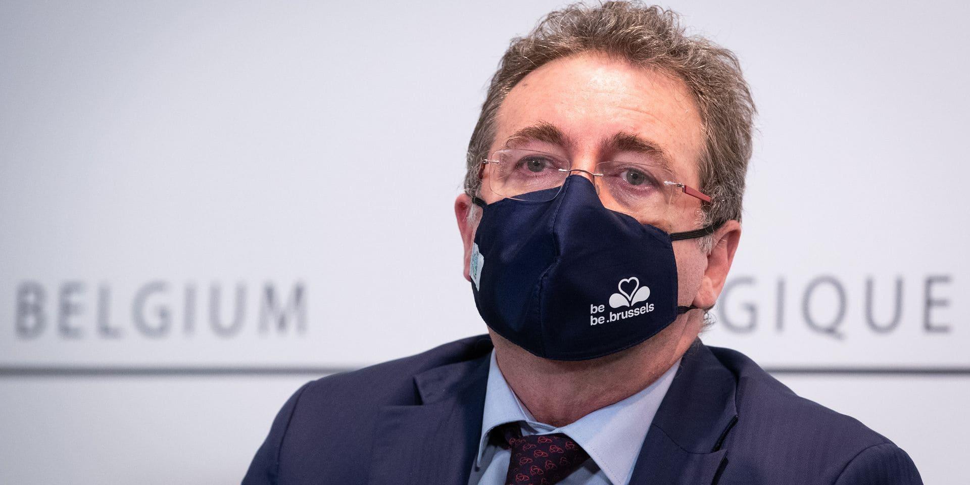 Rassurée, la Région bruxelloise valide le plan de relance