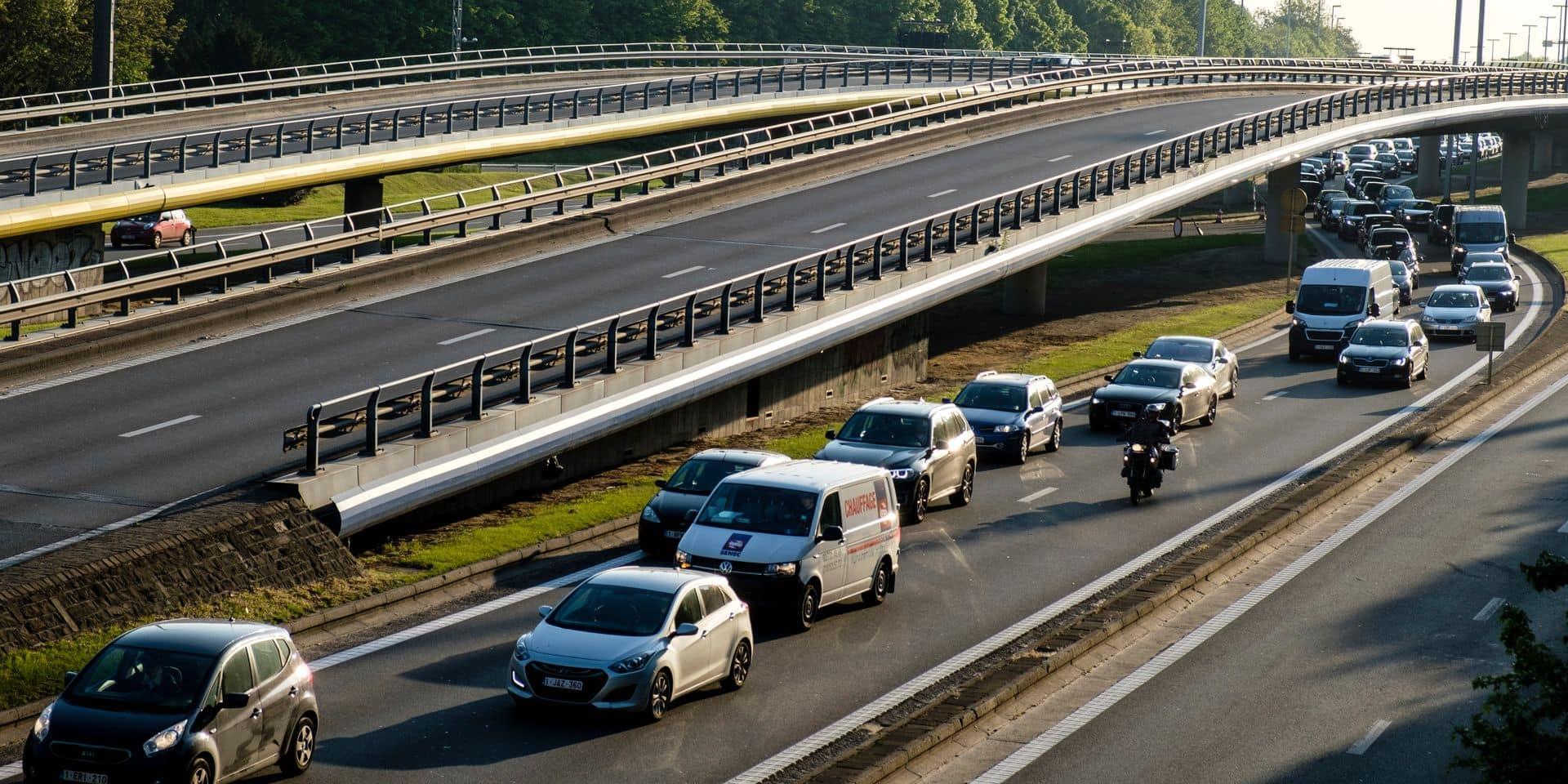 """Touring craint des embouteillages: """"Les mesures prises à Bruxelles ne vont pas aider"""""""