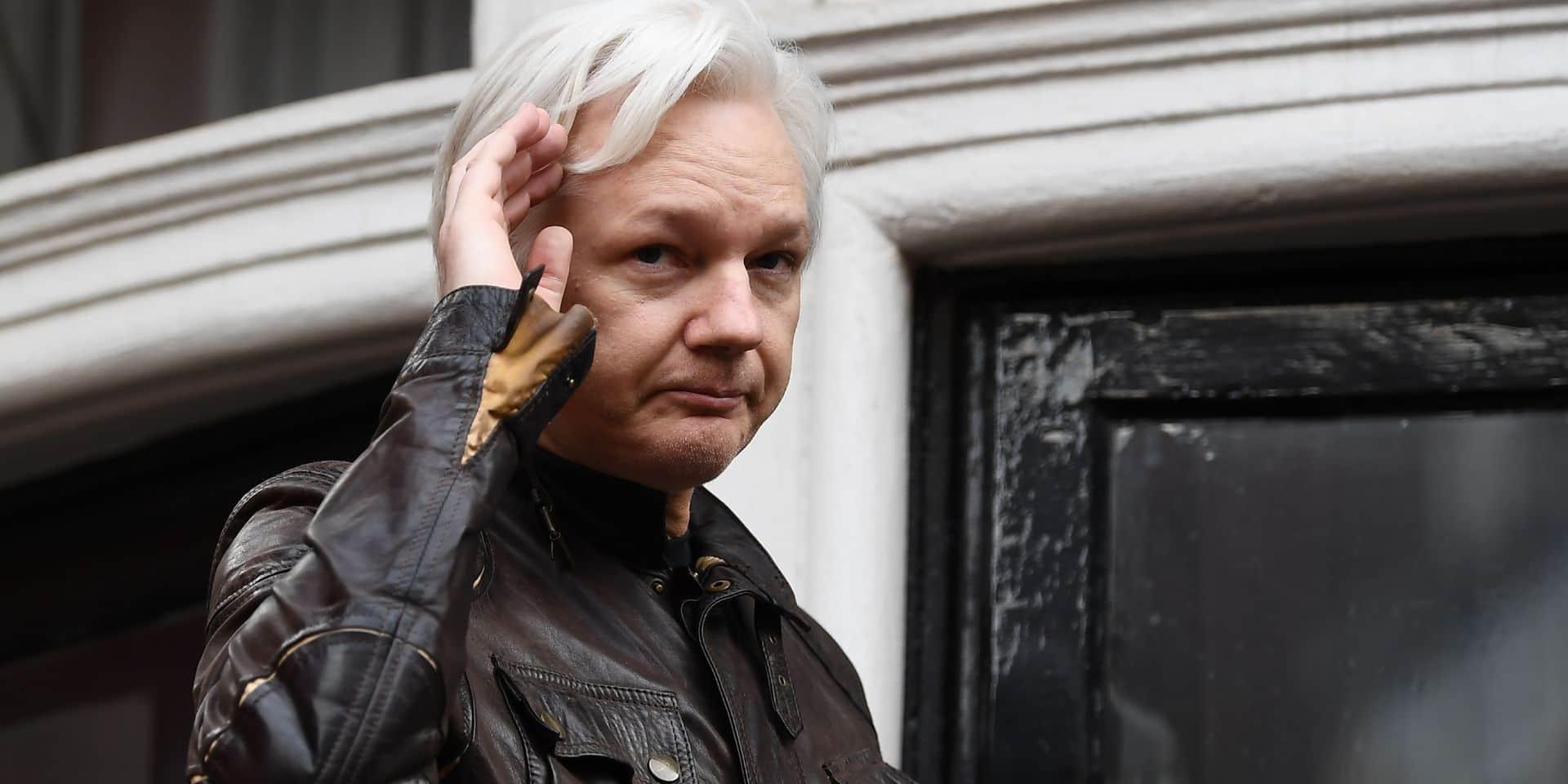 Suède: Julian Assange fixé sur son éventuelle détention pour viol présumé