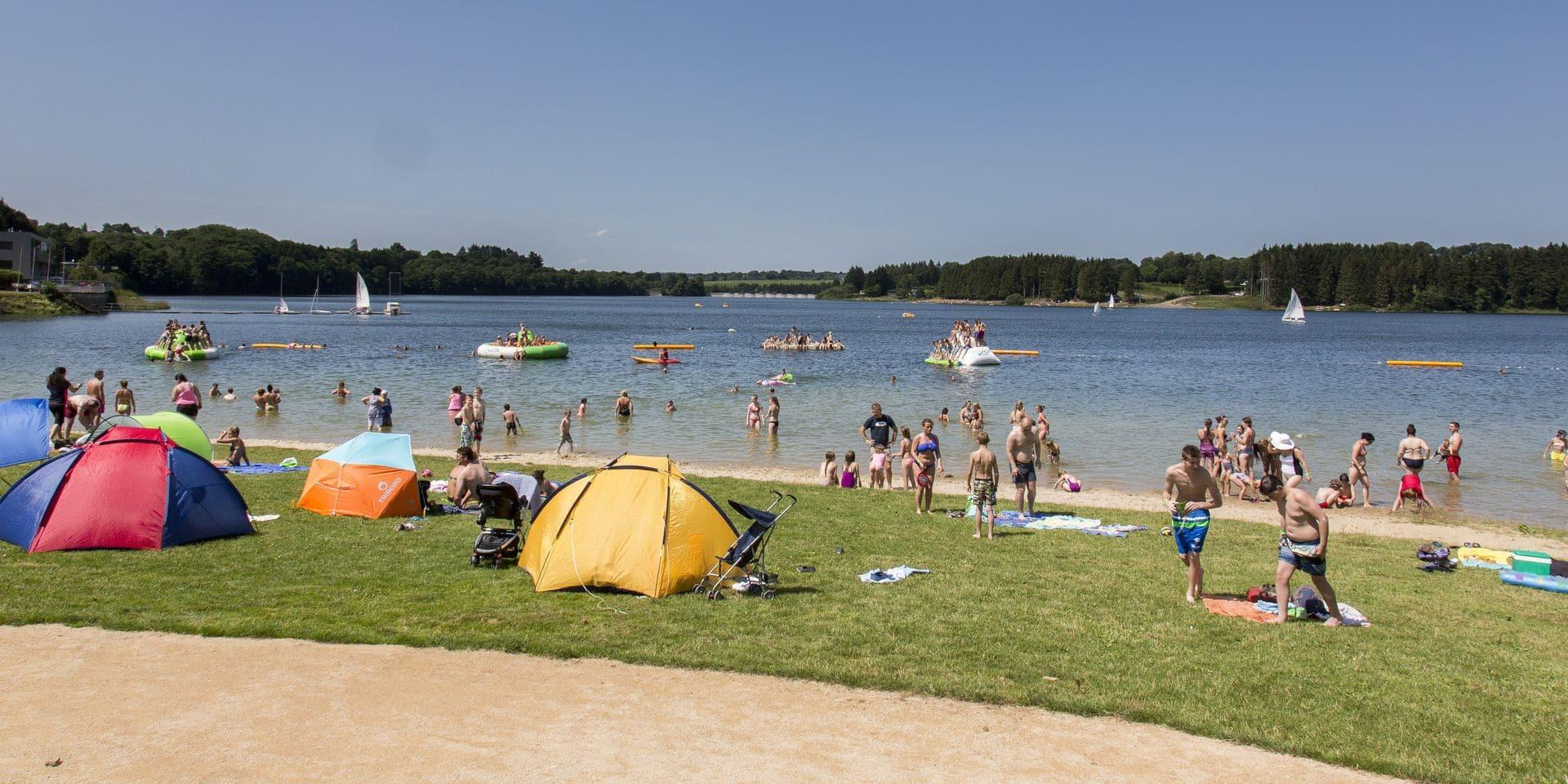 Voici les sites où la baignade sera possible dès ce vendredi et durant tout l'été