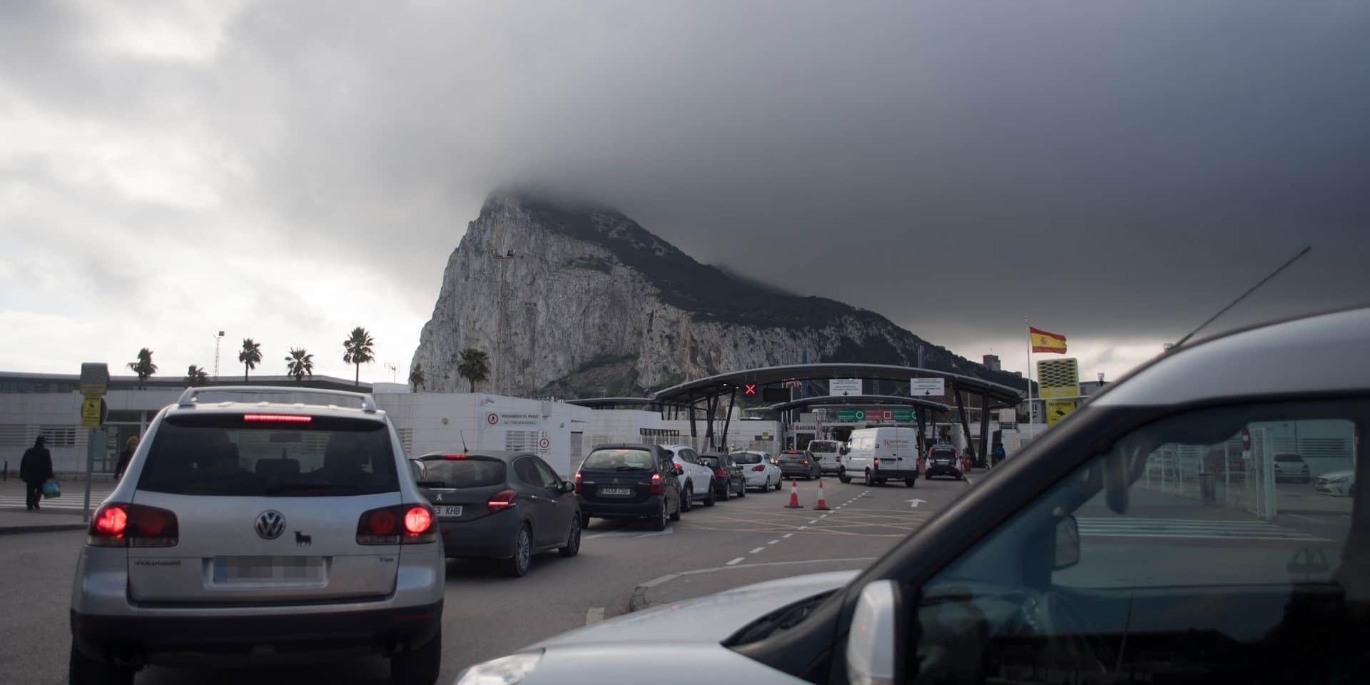 Gibraltar, un caillou dans la chaussure du Brexit