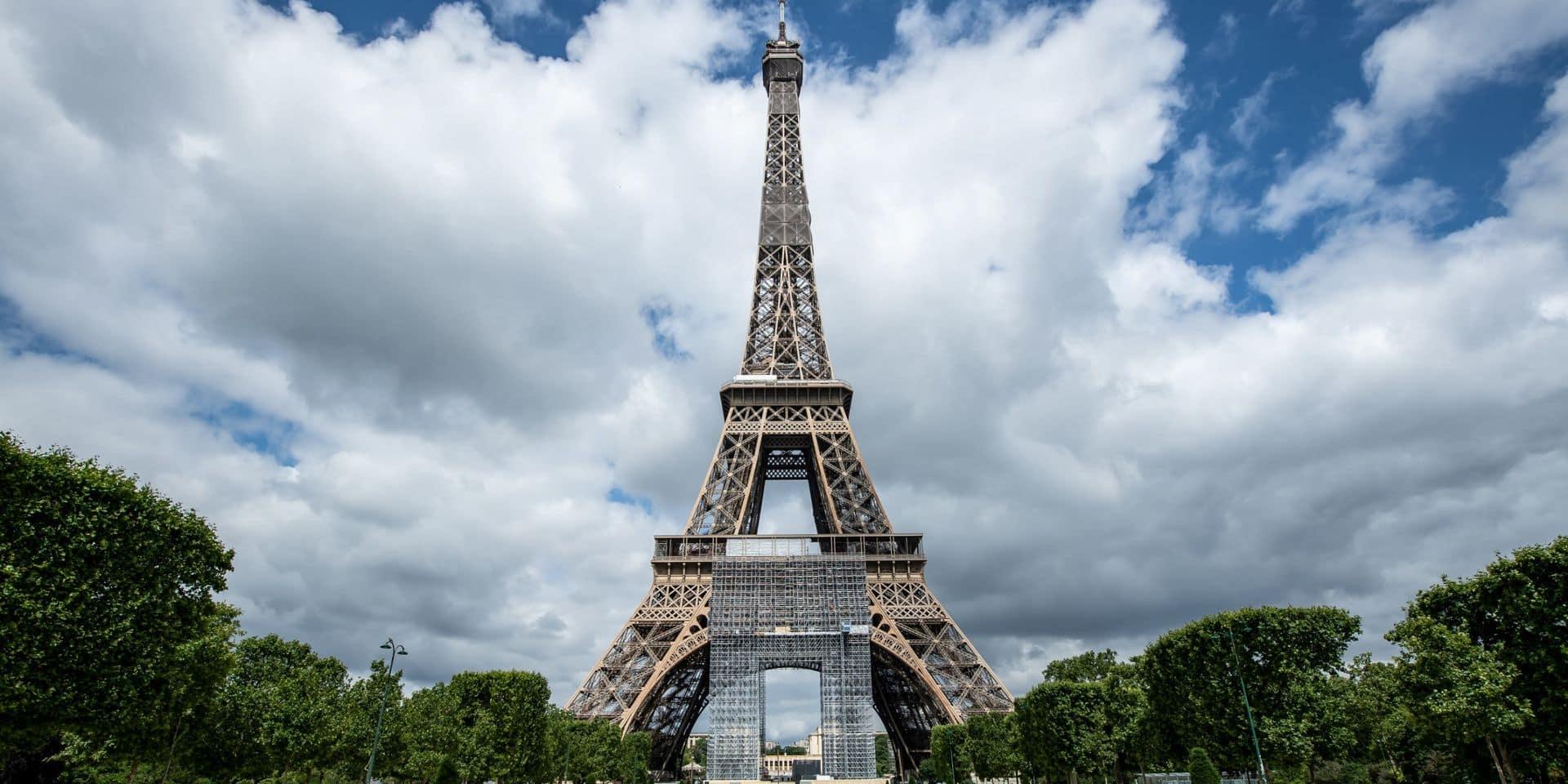 L'activité touristique à Paris pourrait chuter de plus de moitié cet été