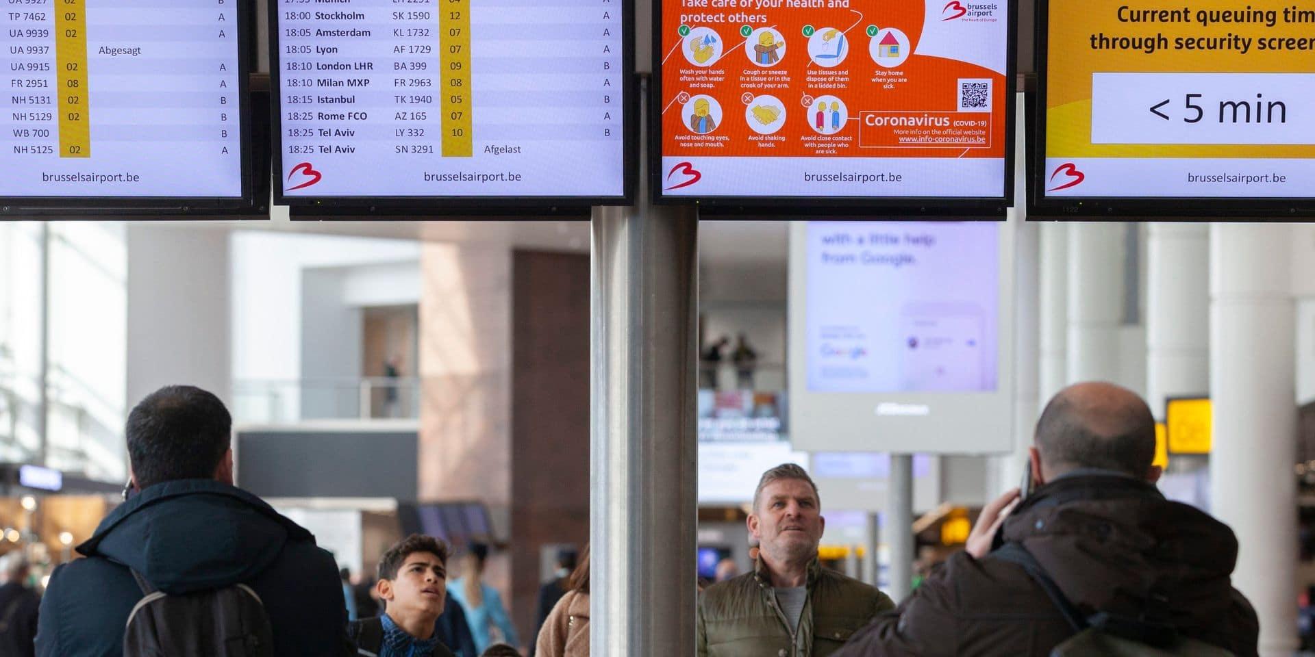 Voyages à l'étranger : ajout d'une nouvelle zone rouge et simplification du code couleur