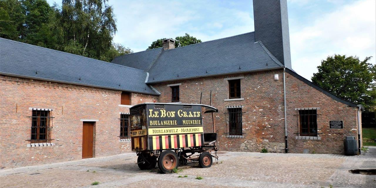 Morlanwelz: l'ouverture du Prieuré de Montaigu encore retardée
