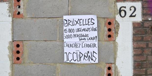 Bruxelles: Douze communes soutenues dans leur lutte contre les logements vides