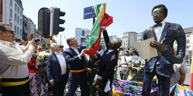 Place Lumumba à Bruxelles : c'est l'avenir - La Libre