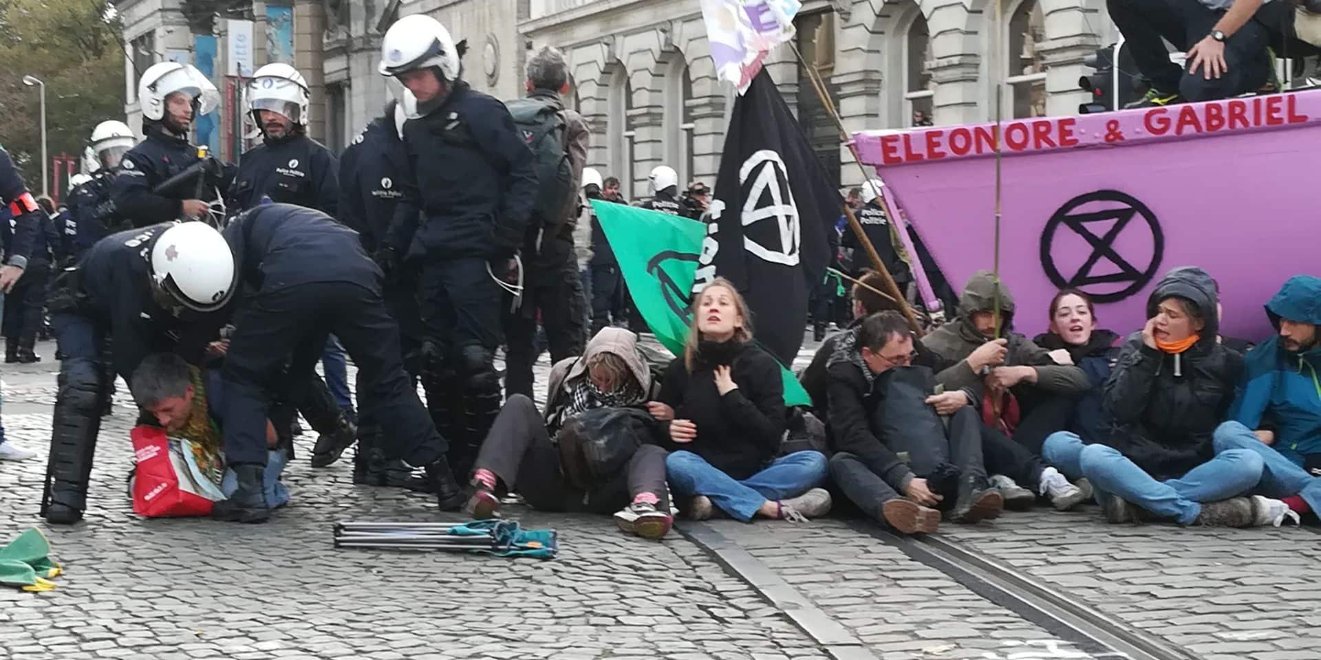 Extinction Rebellion manifestera sur la Grand-Place de Bruxelles