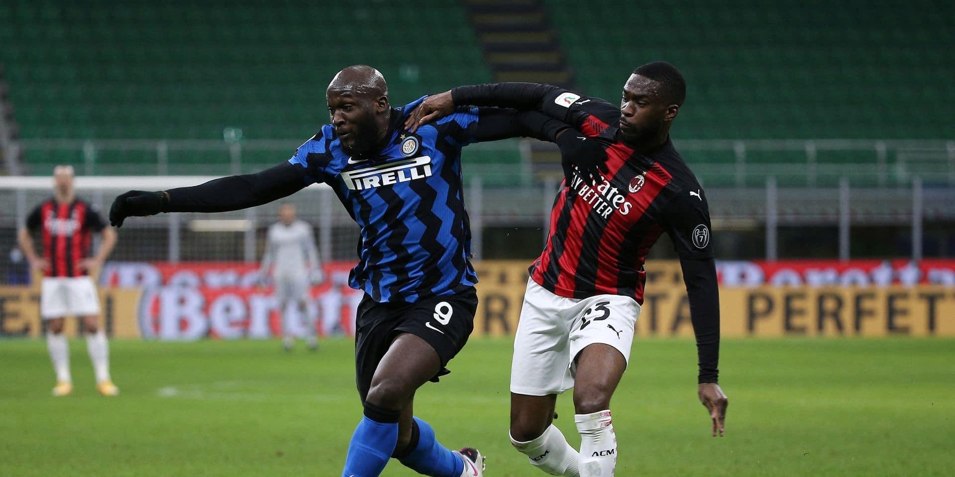 L'Inter fixe le prix de Romelu Lukaku