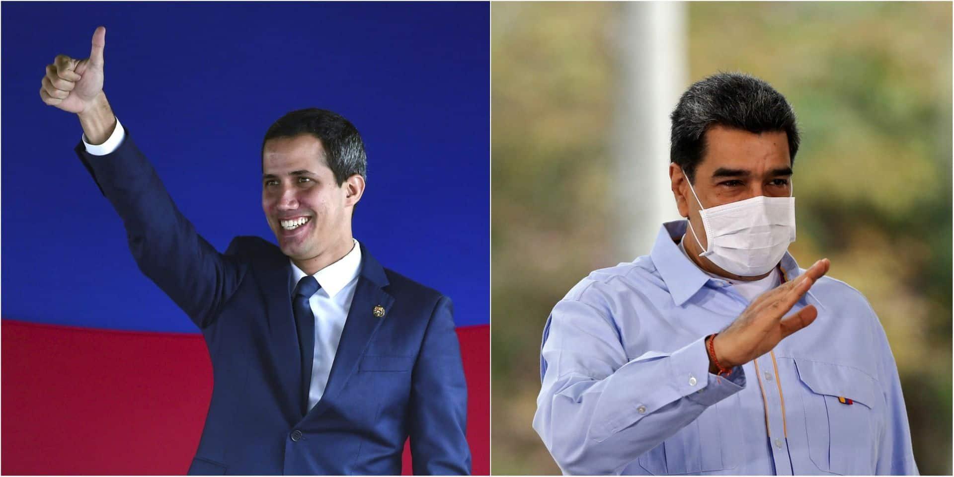 Maduro ou Guaido? La justice britannique doit se prononcer sur qui représente le Venezuela