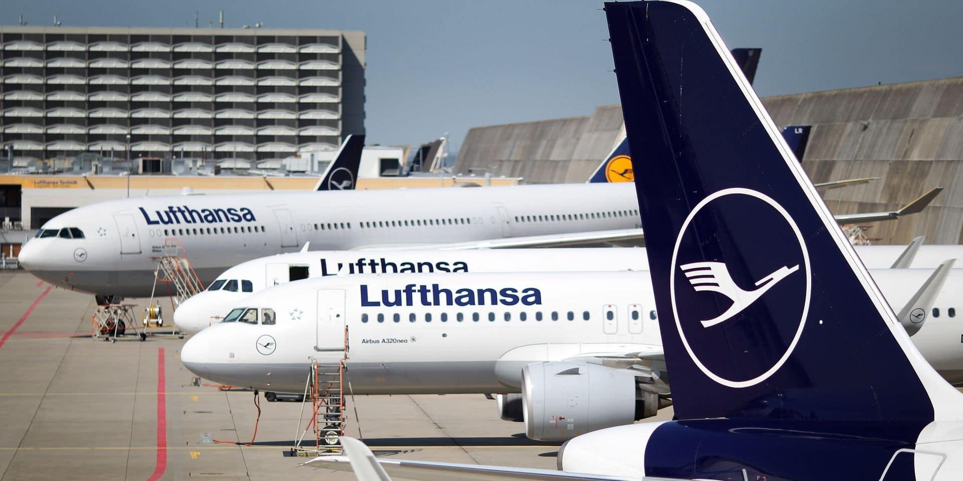 Lufthansa est sauvée : le ciel s'éclaircit pour Brussels Airlines qui n'est pas (encore) sauvée