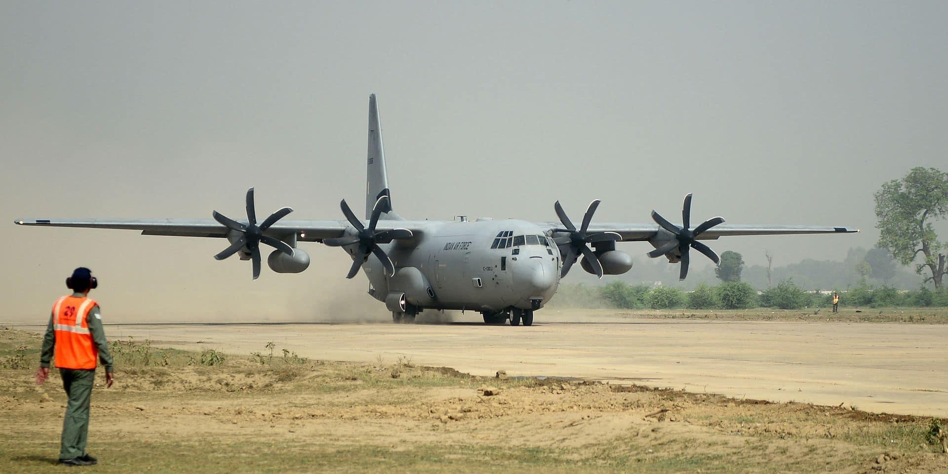 Des pilotes américains visés et blessés par des lasers chinois à Djibouti