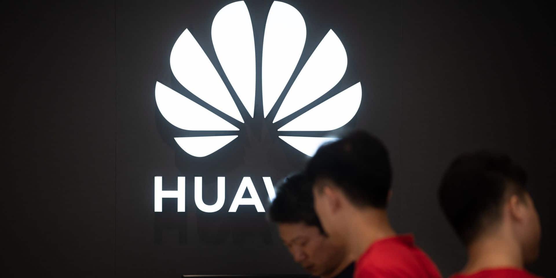 Huawei: chiffre d'affaires en hausse de 24,4% sur les neuf premiers mois