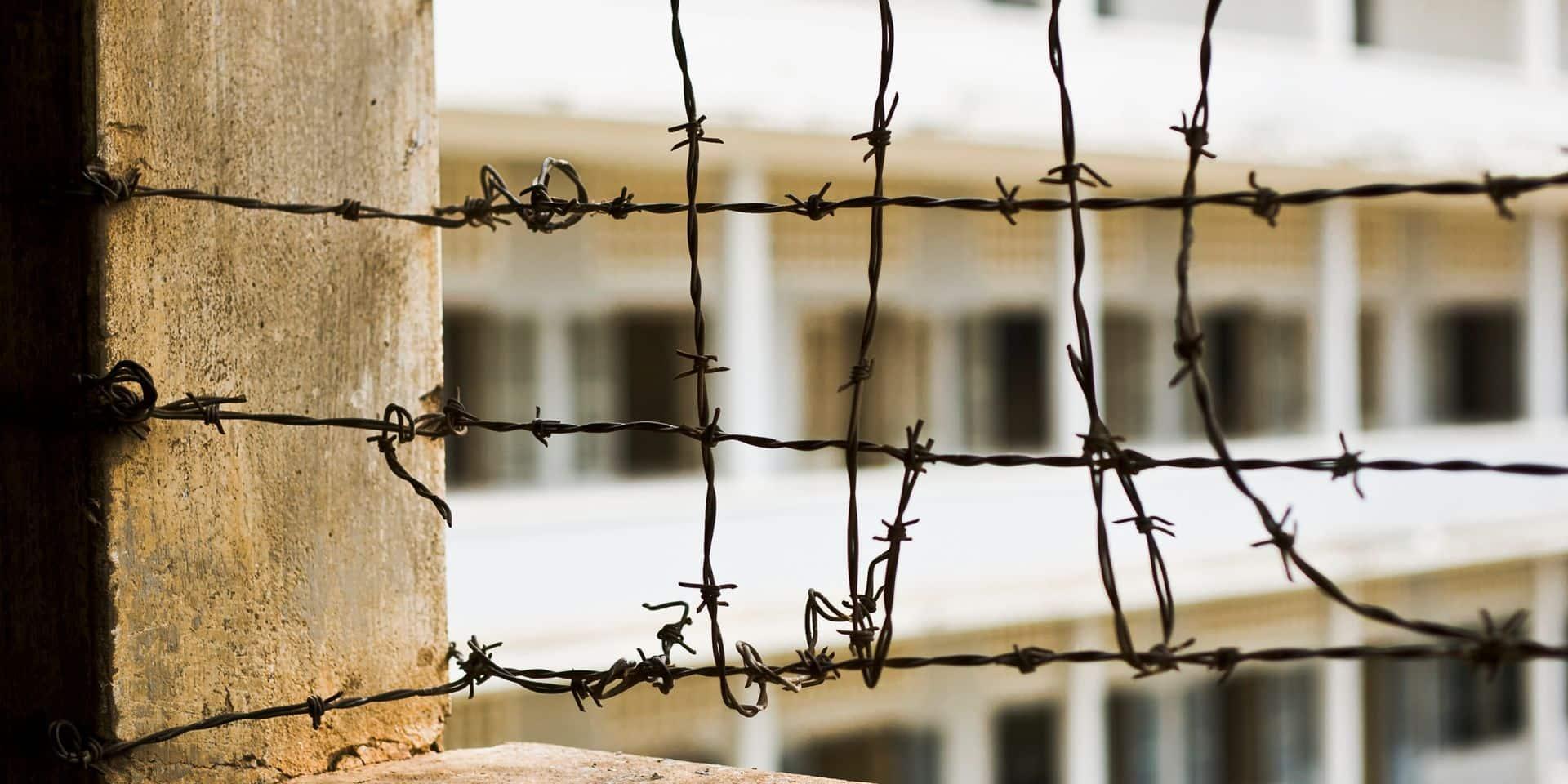 Croquis de justice : le prévenu qui voulait aller en prison