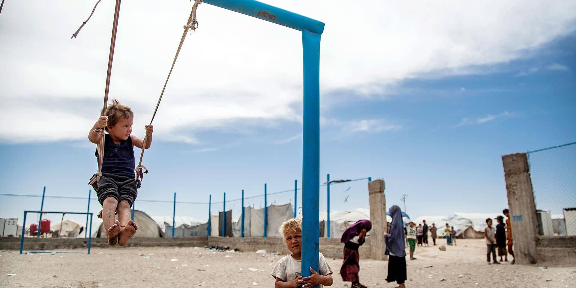 Voici comment les gamins qui reviennent de Syrie seront pris en charge en Belgique