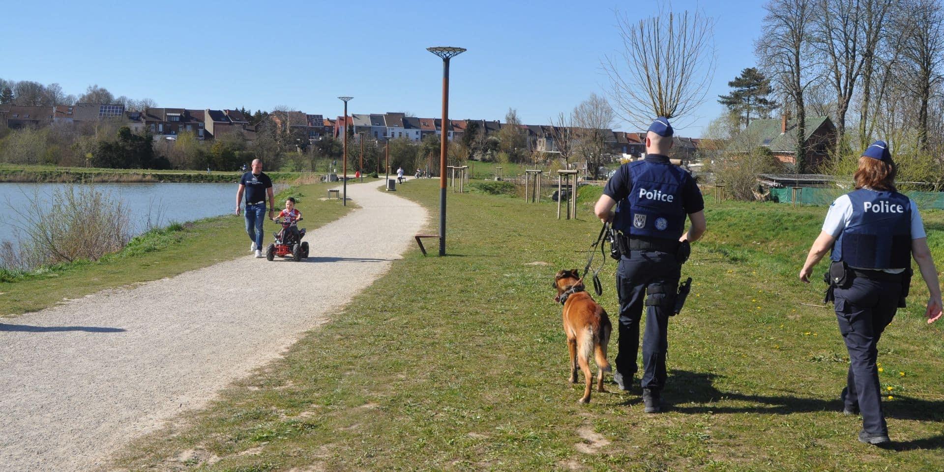 Une trentaine de P.-V. à Braine-l'Alleud pour non-respect des règles de confinement
