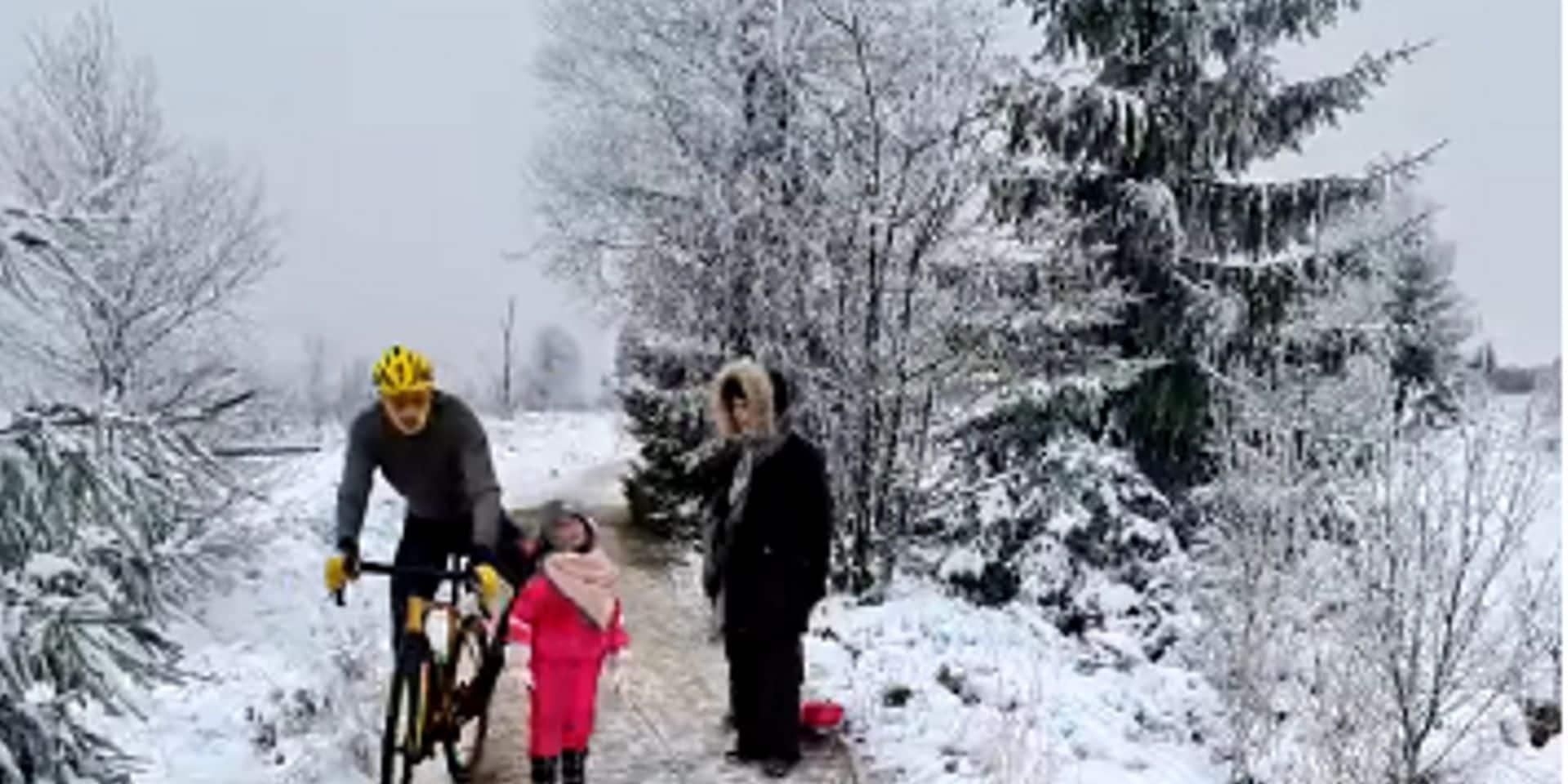 Comment comprendre l'important émoi autour de la vidéo du cycliste dans les Fagnes?