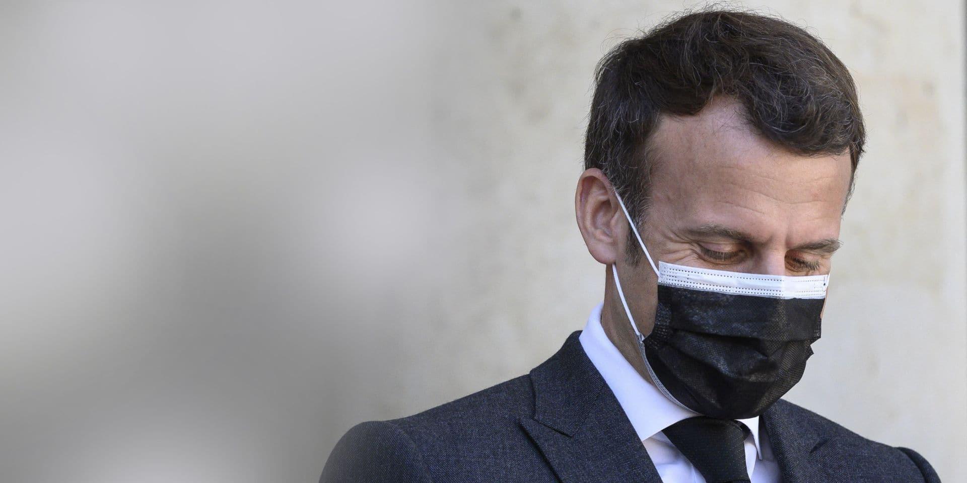 """Le jeu de la présidentielle française de 2022 ne se résume pas à un duel Macron-Le Pen : """"On a toujours un candidat qui s'invite au second tour, des surprises, des affaires…"""""""