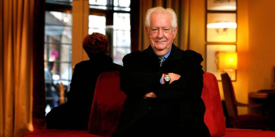 Pierre Bellemare, monument de la radio et de la télévision, est décédé