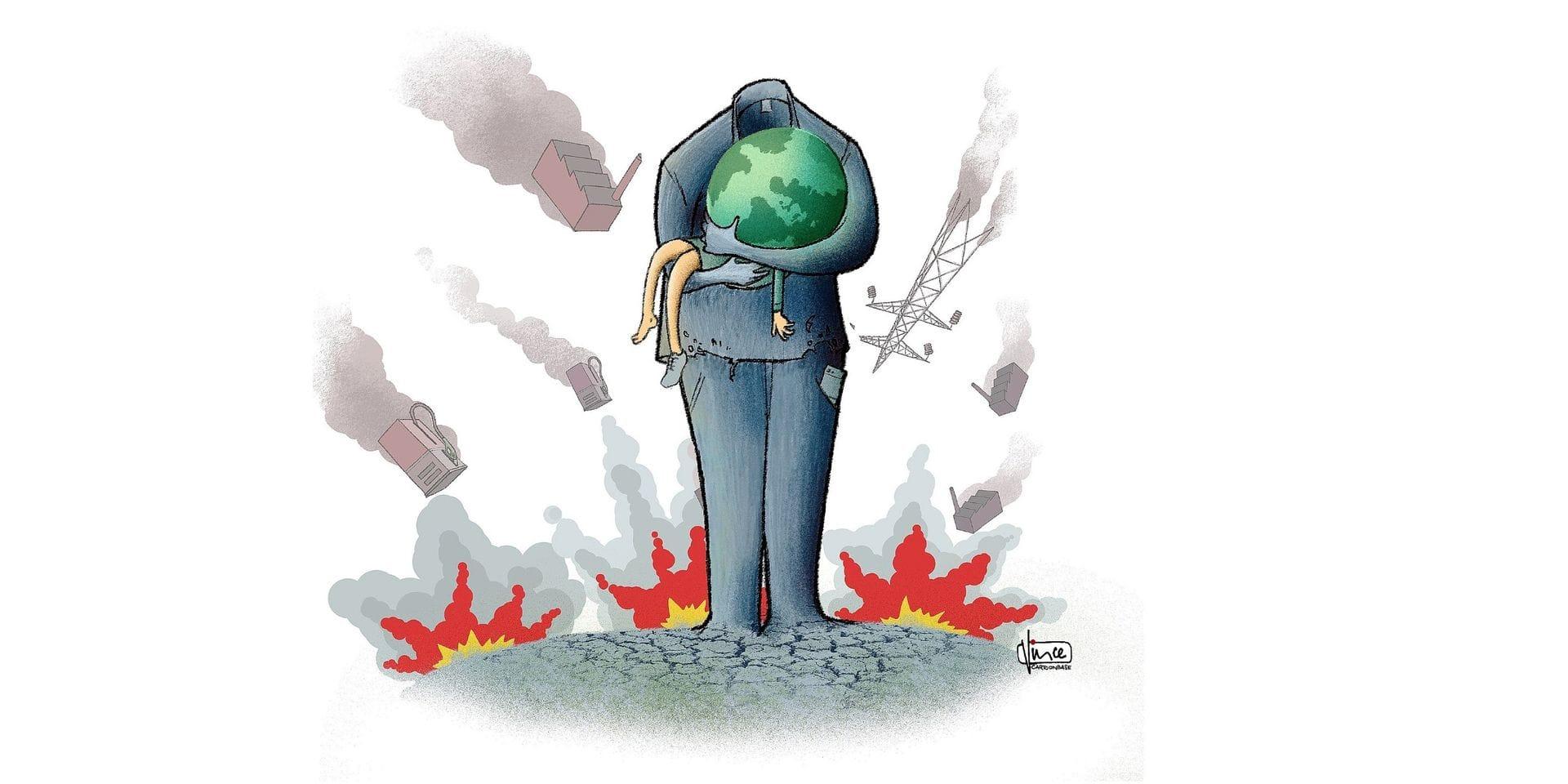 Nous devons éviter la guerre civile écologique, il en est encore temps