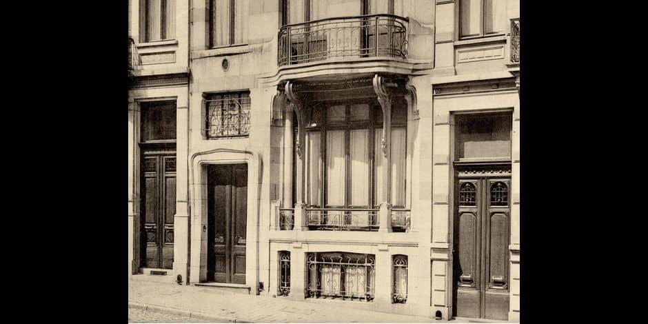 La seule habitation privée signée Victor Horta dans le centre de Bruxelles sauvée par une princesse indienne