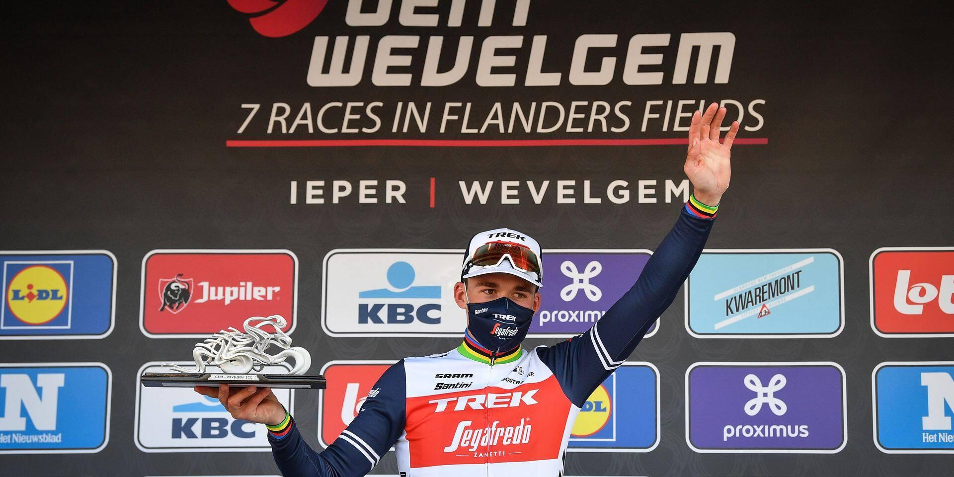 """Mads Pedersen ne veut pas s'arrêter là: """"Je veux gagner dimanche prochain aussi"""""""