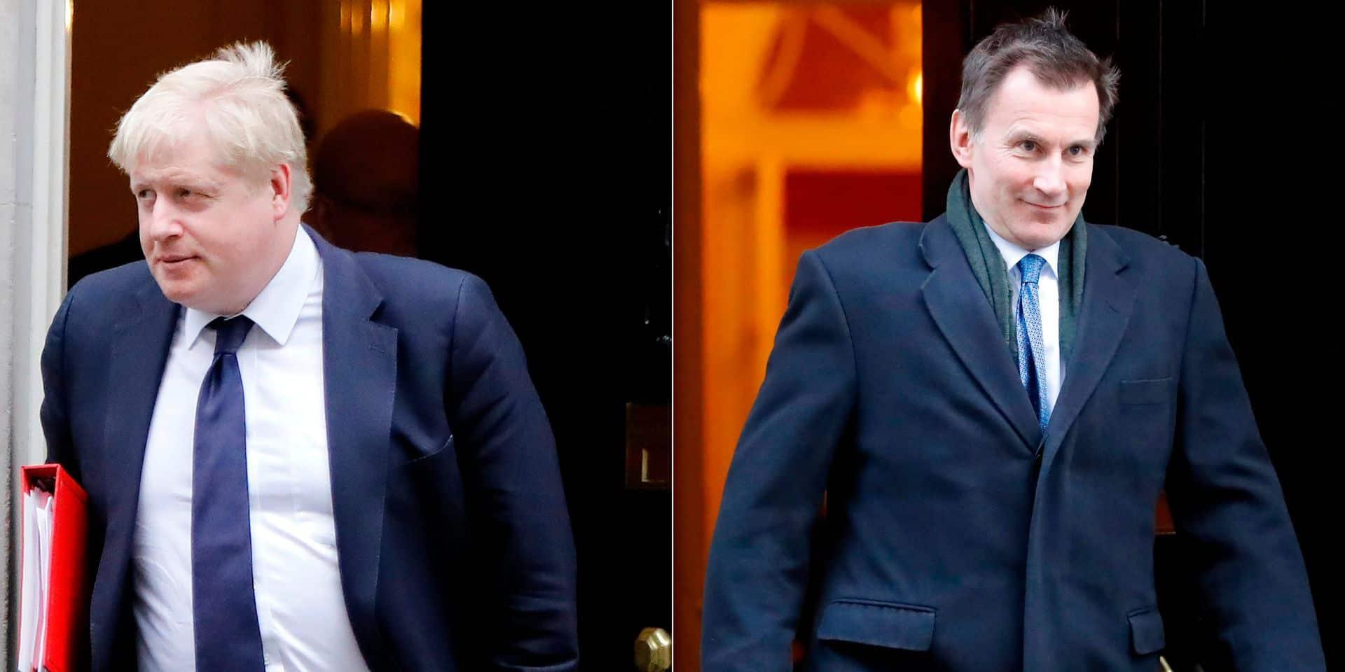 Jeremy Hunt ou Boris Johnson? La course pour Downing Street touche à sa fin