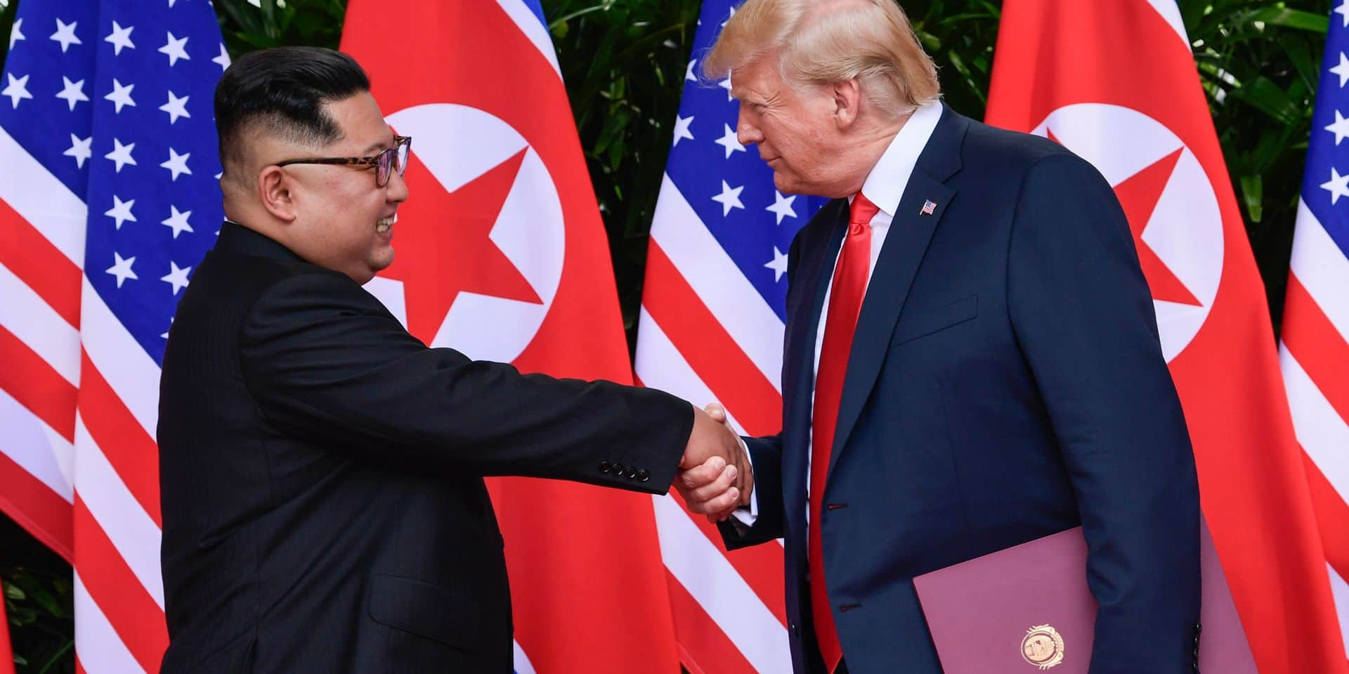 Trump se plaint d'un manque de reconnaissance aux USA pour le sommet avec la Corée du Nord