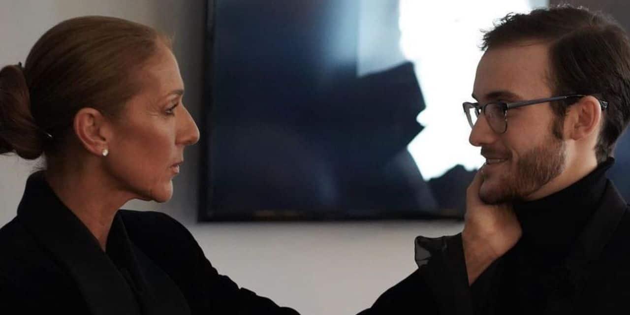 """Le fils de Céline Dion dévoile son premier projet musical : """"Je suis si fière"""""""