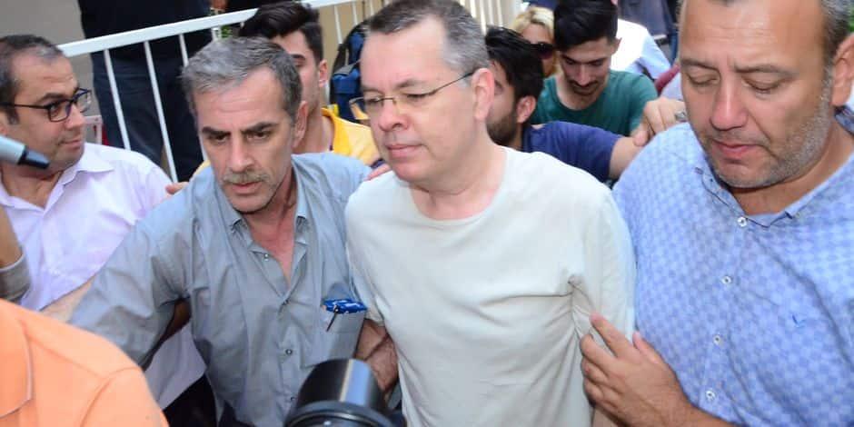Les Etats-Unis sanctionnent deux ministres turcs, la Turquie réplique