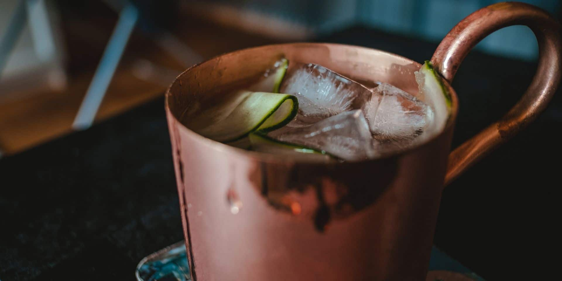 Des boissons qui changent de l'eau (et de l'alcool) chez soi, au resto, au café