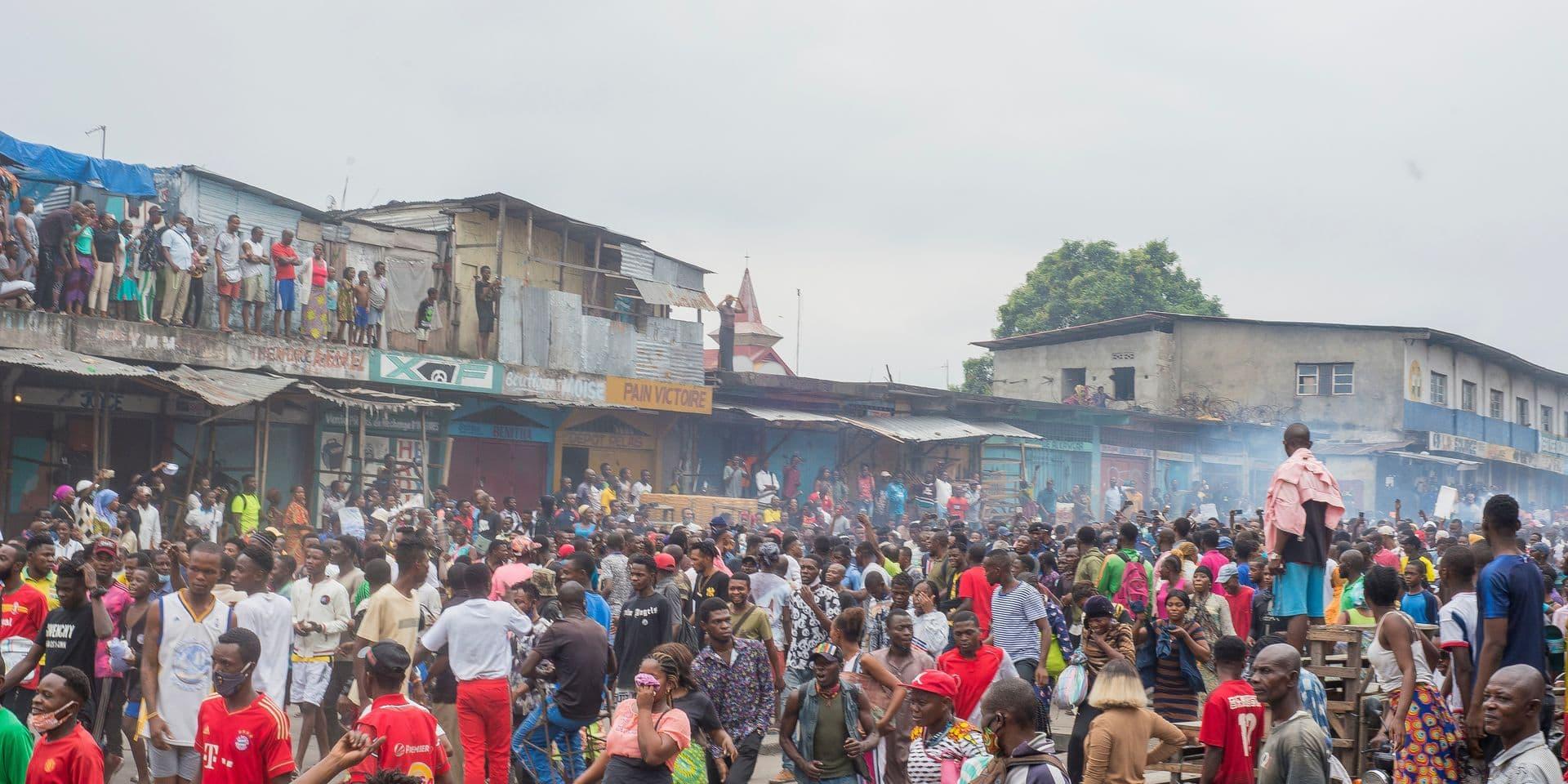 À Kinshasa, la lutte contre le coronavirus se heurte encore à de nombreux obstacles