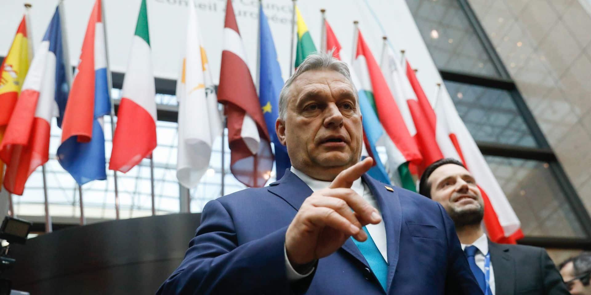 Budget européen: une piste évoquée pour résoudre le blocage de la Hongrie et de la Pologne