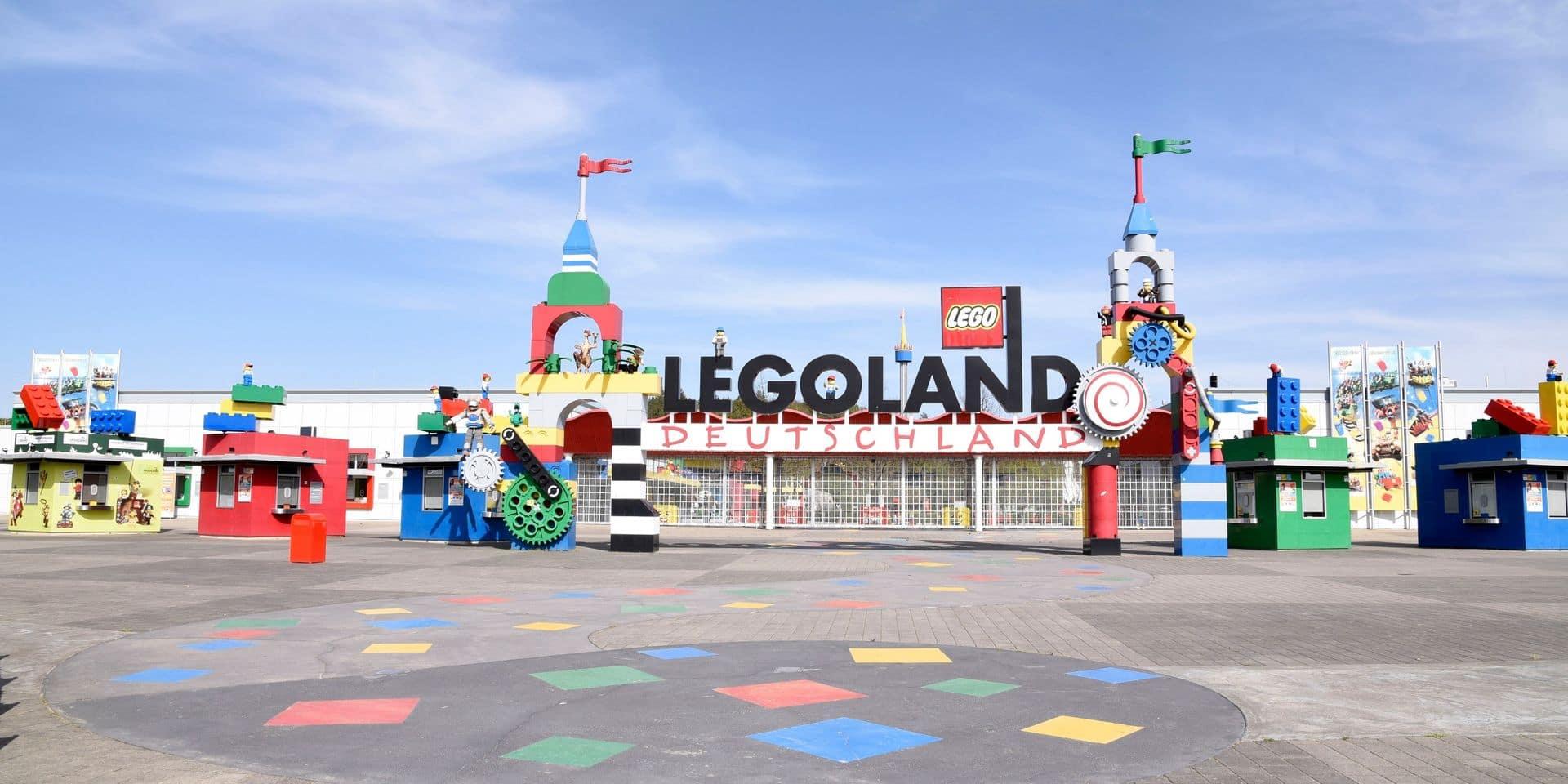 Un centre d'attractions LegoLand va voir le jour à Bruxelles en 2022