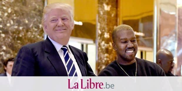 Kanye West prend ses distances avec Donald Trump et la politique