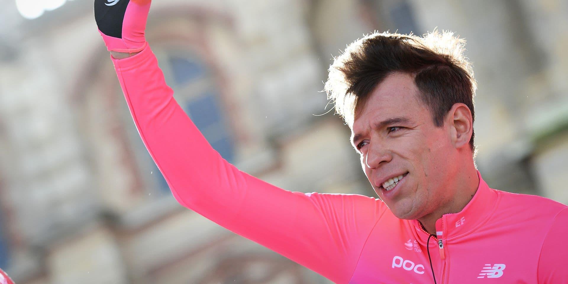 Tour de France J-50 : Où en est Rigoberto Uran ?