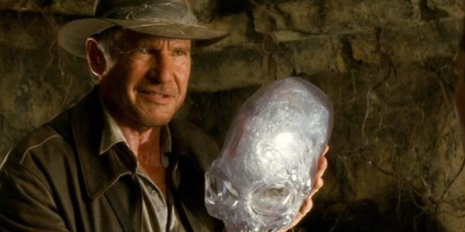 """Pas question de remplacer Harrison Ford, même à 80 ans: """"Il n'y a qu'un seul Indiana Jones """""""