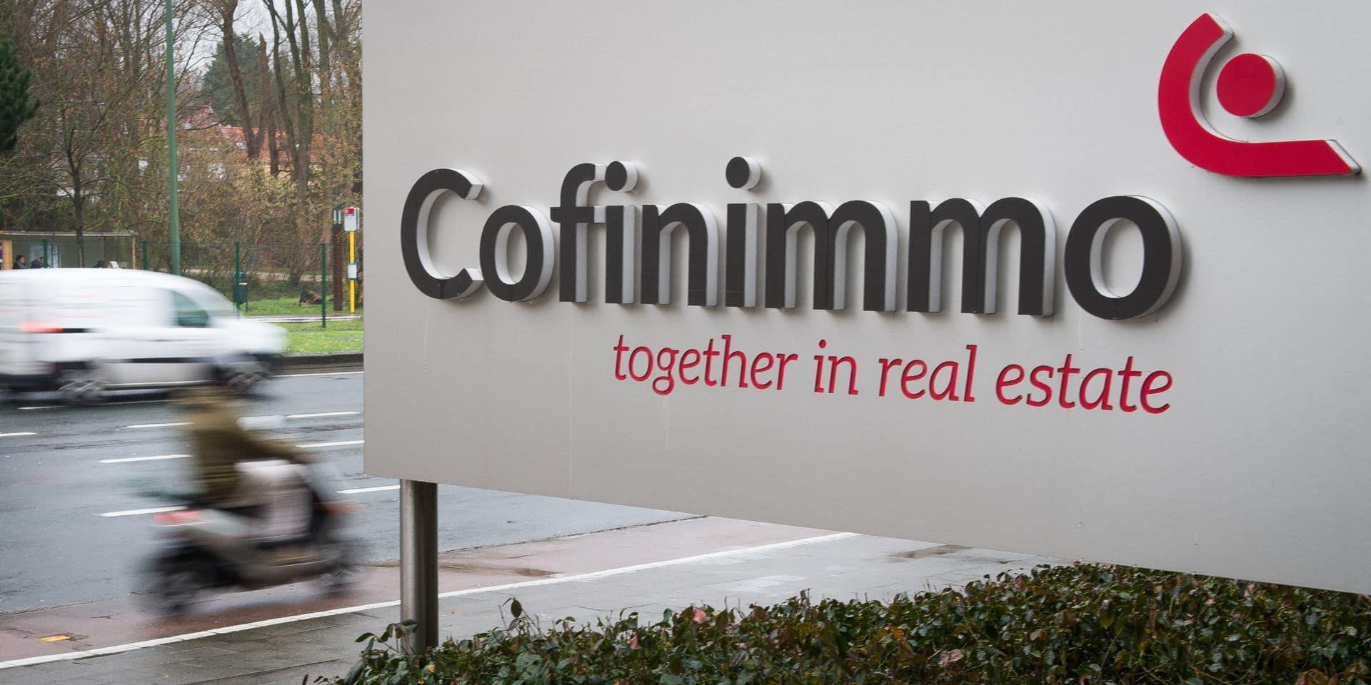 Cofinimmo revend une série de bureaux et immeubles pour un total de 80 millions d'euros