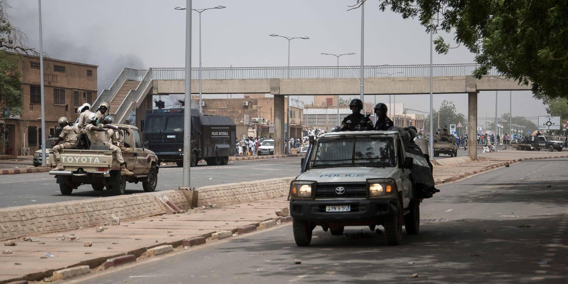 Niger: une manifestation contre la corruption réprimée