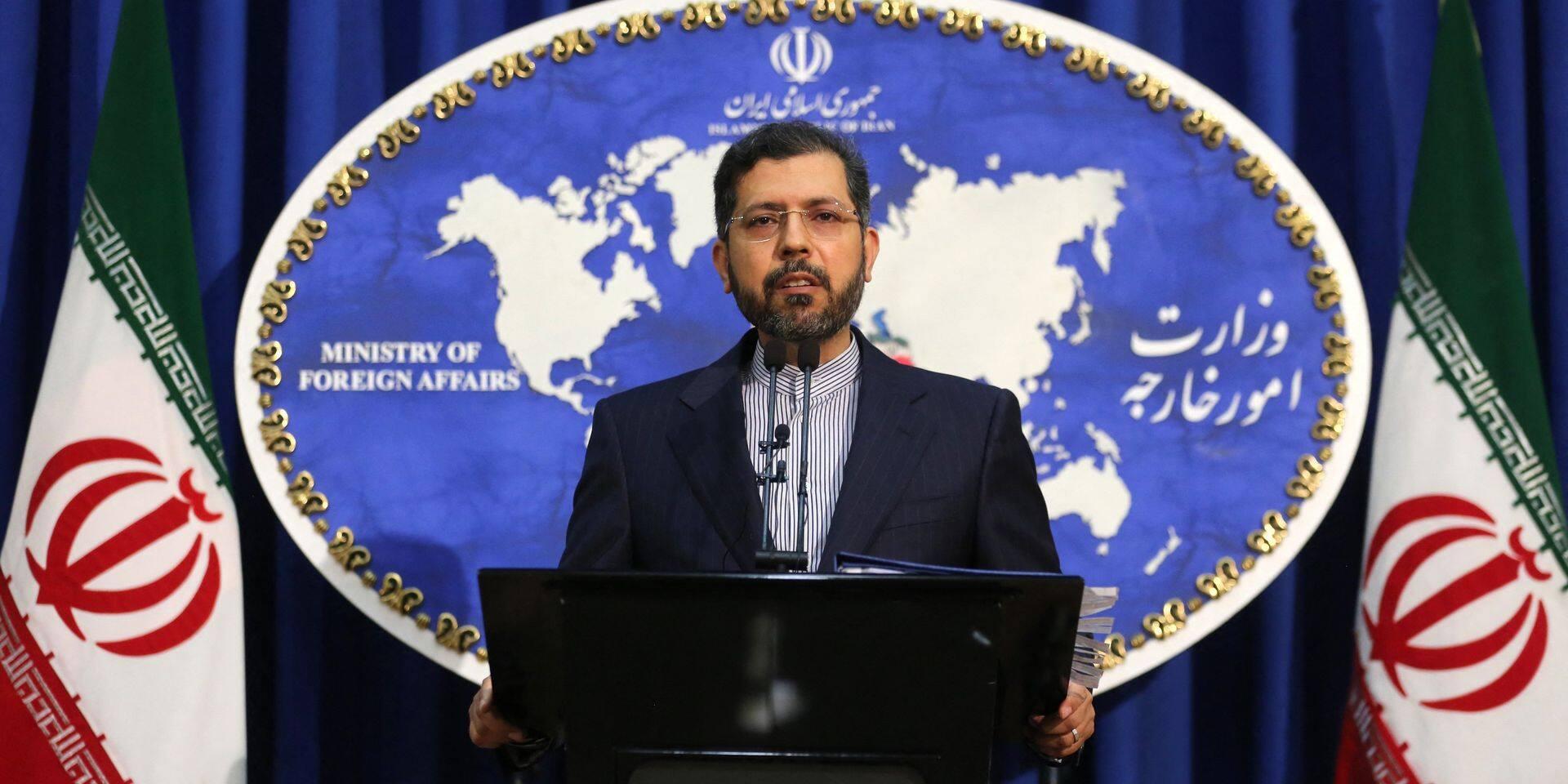 """Iran et Chine ont signé à Téhéran un """"pacte de coopération stratégique de 25 ans"""""""