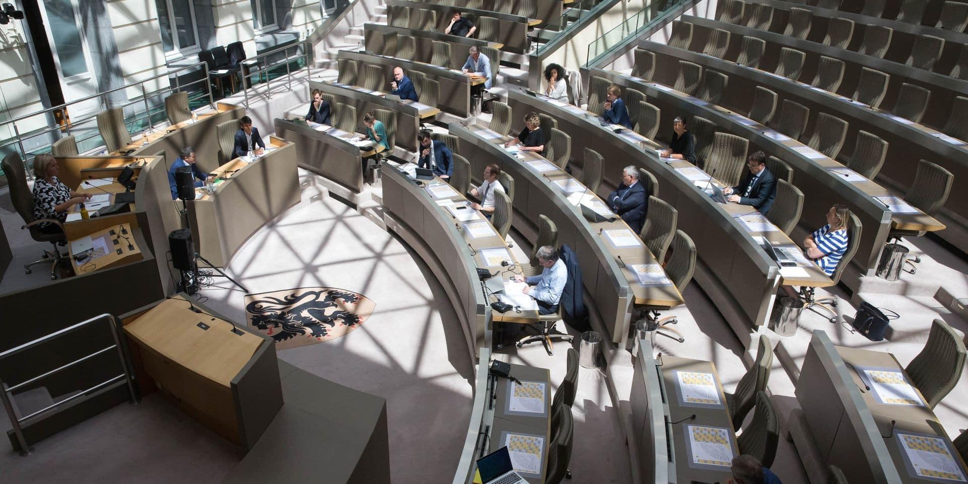 Le Parlement flamand approuve un supplément aux allocations familiales pour les revenus qui ont baissé en raison de la crise sanitaire