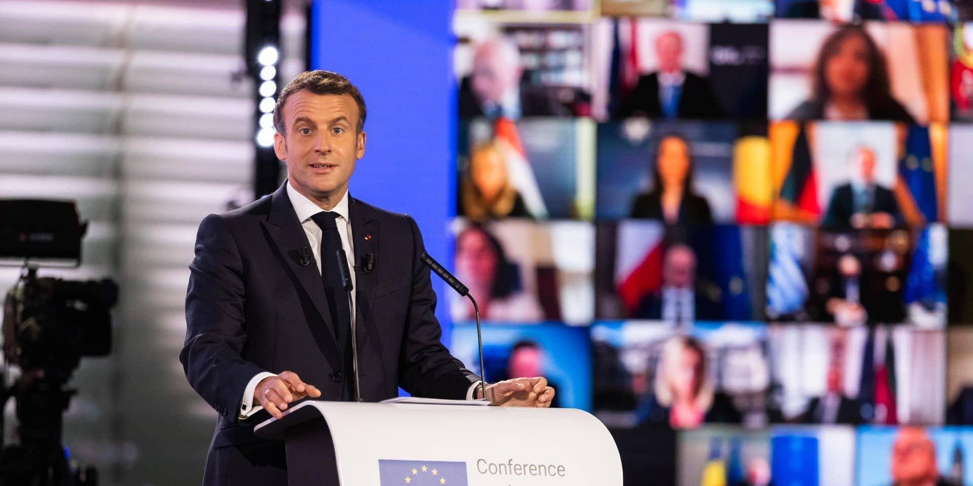 """""""Pas de solidarité sans souveraineté"""" : la Conférence sur l'avenir de l'Europe lancée depuis Strasbourg"""