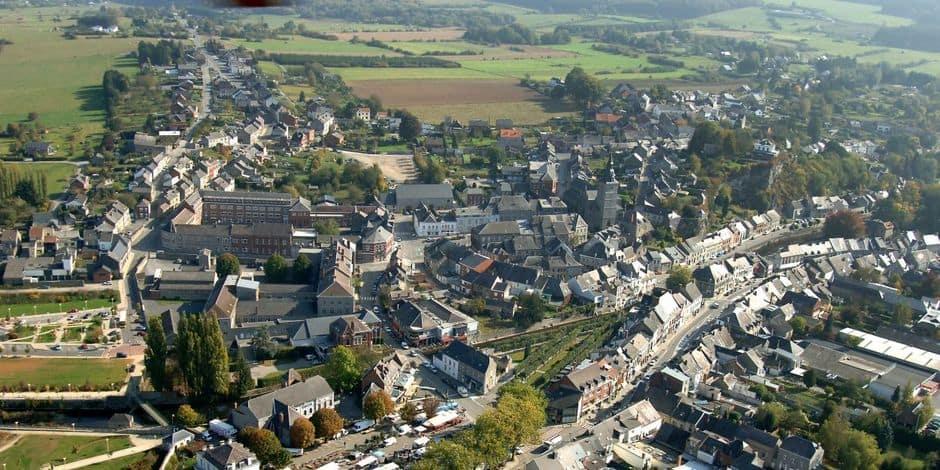 """Couvin : un projet de ville pour envisager le futur """"post-contournement"""""""