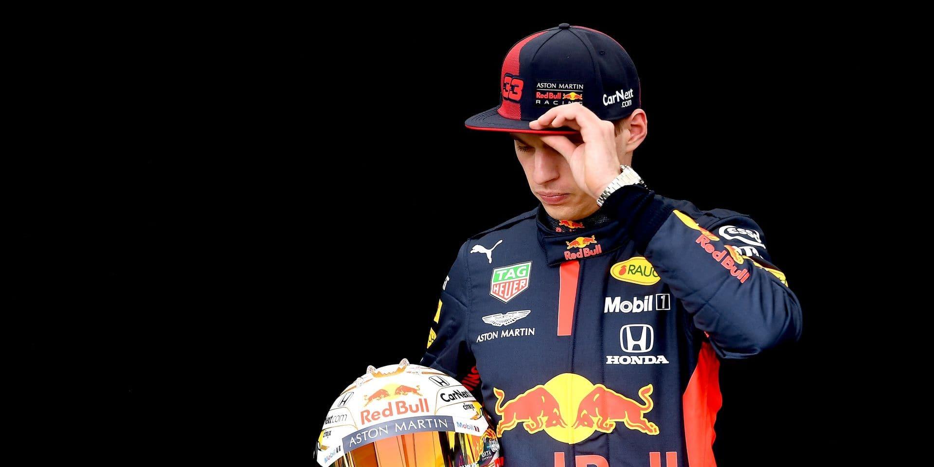Coronavirus: l'écurie Red Bull a pensé contaminer délibérément Max Verstappen