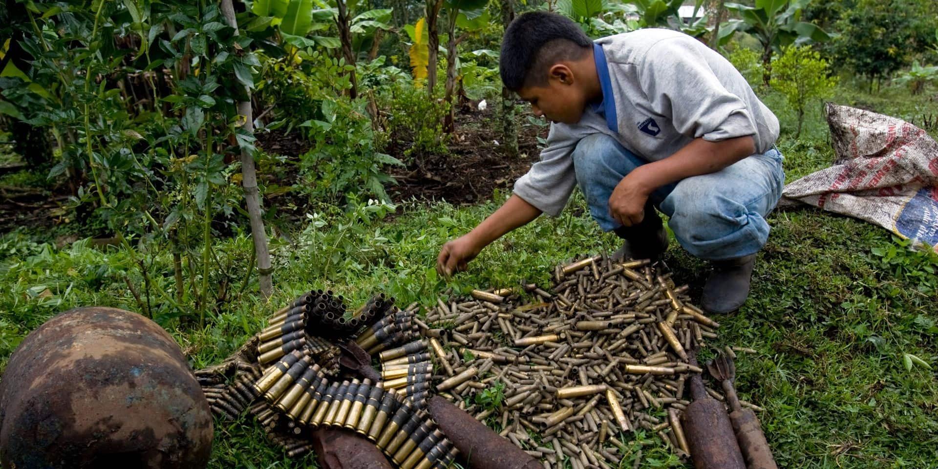 Au cœur de l'ultraviolence en Colombie