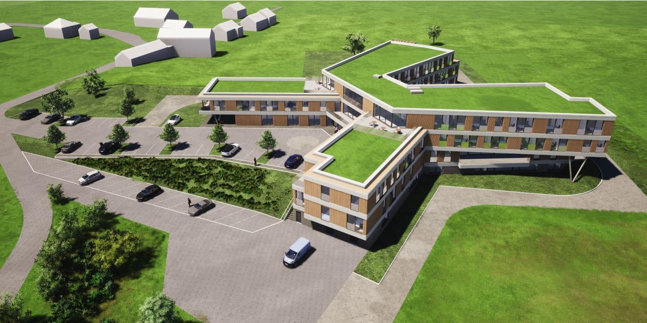 Le projet de nouveau Home Renard recalé, Grez-Doiceau va en recours