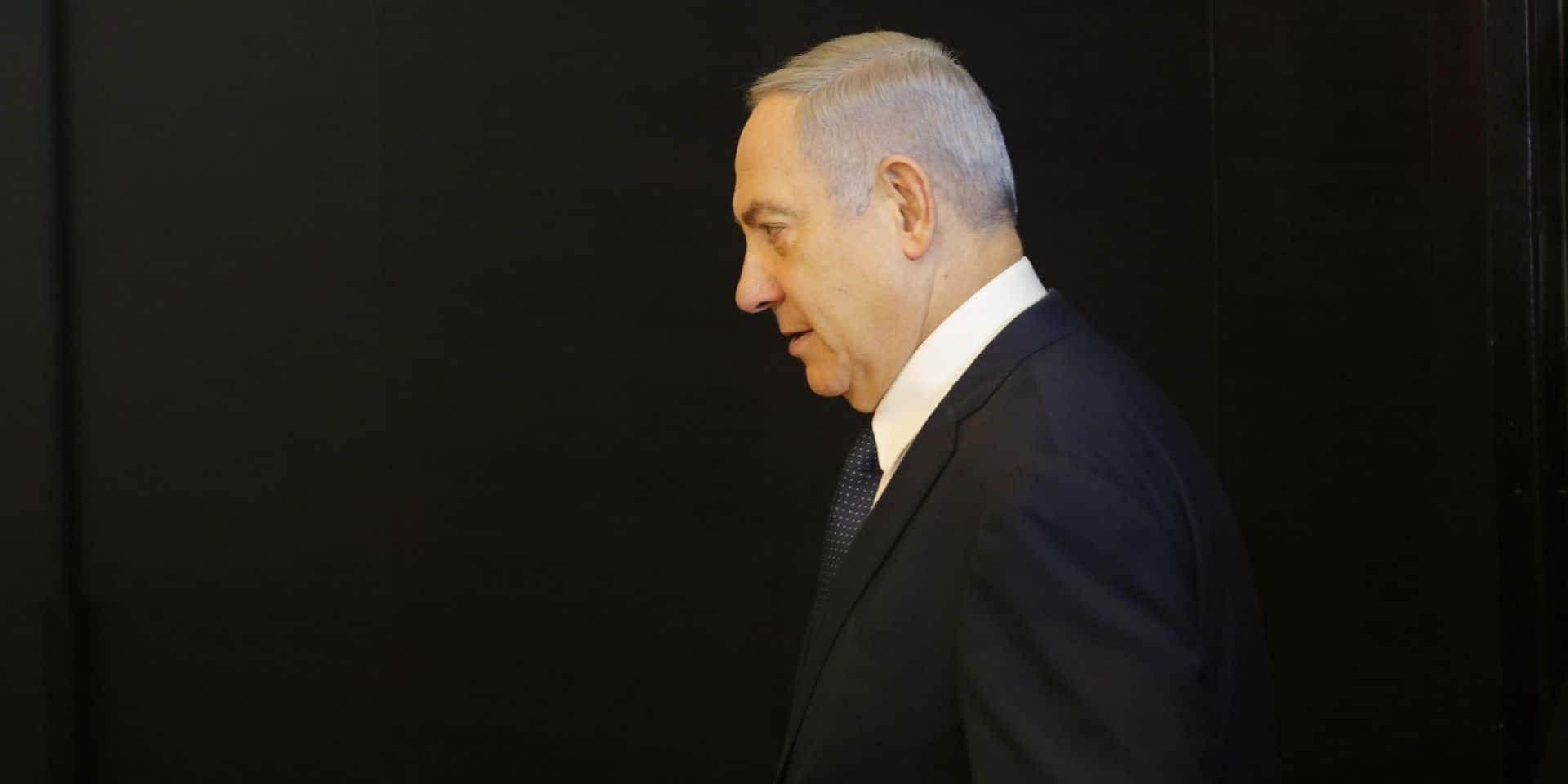 Israël: Benjamin Netanyahu souhaite demander l'immunité au Parlement