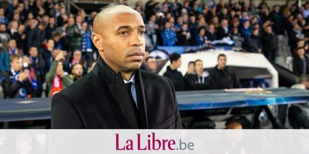 Thierry Henry annonce un match de coupe contre le PSG — AS Monaco